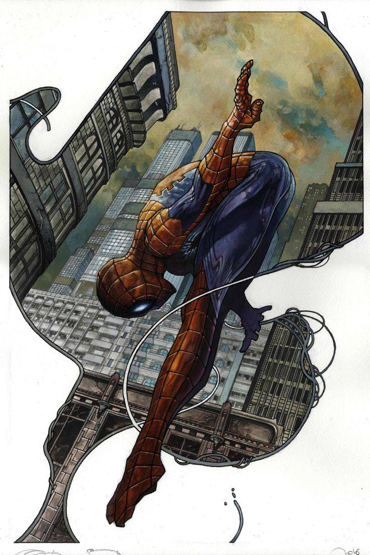 The Amazing Spider-Man #20 Variant - Simone Bianchi