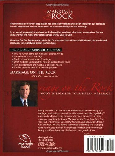 Marriage On The Rock: Couple's Discussion Guide