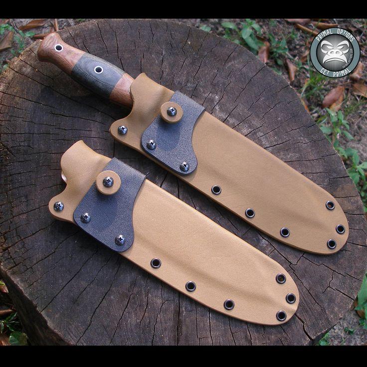 Kydex Knife Sheath: 155 Best Custom Kydex Sheaths Images On Pinterest