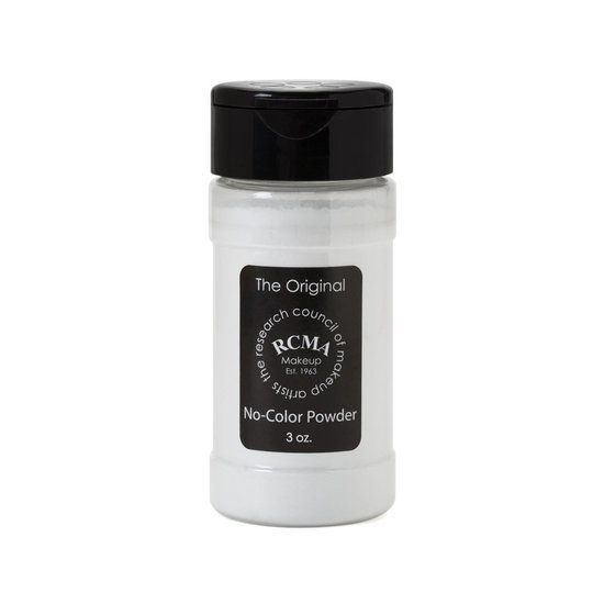 <p>RCMA Makeup No Color Powder can be used for all powdering purposes. Because it has no filler or pigment, it will not alter the color of foundation bases. RCMA Powder will keep your foundations set and dry without caking!</p>