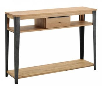 manhattan tables console tables s jours meubles fly meuble console pinterest. Black Bedroom Furniture Sets. Home Design Ideas