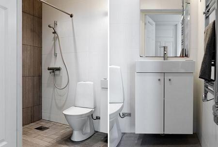 baños pequeños con ducha - Buscar con Google