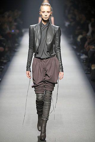 Haider Ackermann Fall 2008 Ready-to-Wear