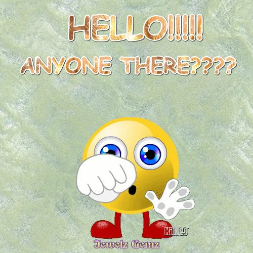 "Hello,  MidnightBlue!!!!.......AnyOne There??? Just stopping by to say  ""Hola"", _  from  Nancy & Angelo  =))"