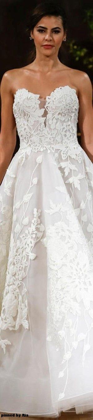 Isabelle Armstrong Bridal Spring 2017 l Ria