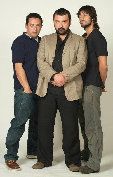 Un incredible trio!