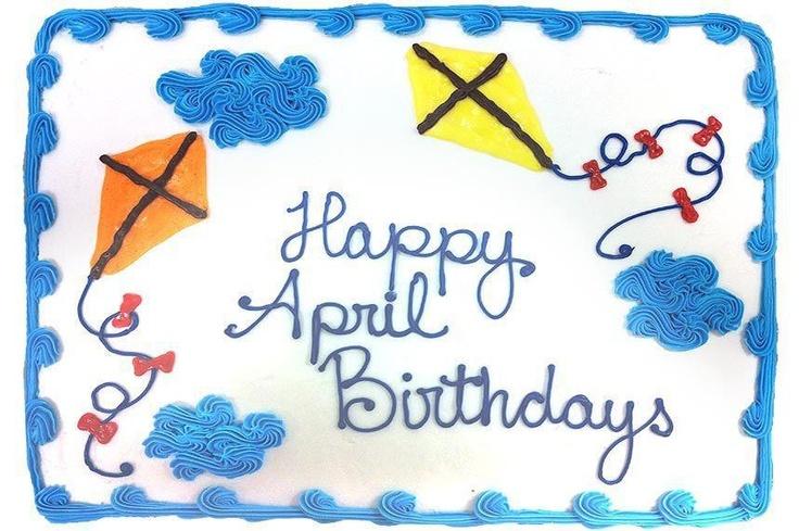 Happy April Birthdays Happy {ALL} Holidays//Events