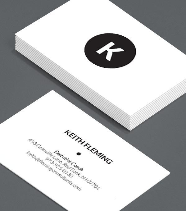 Simple business card design akbaeenw simple business card design reheart Image collections