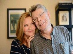 Interview with Stephen King and Joan Allen
