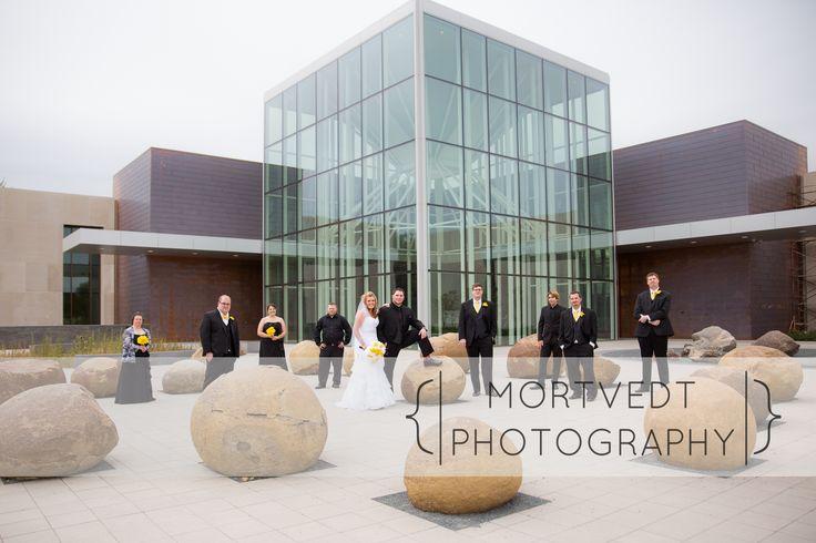 Bismarck heritage center wedding