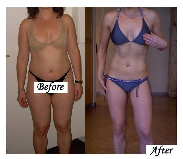 Slim in 6 before & after #DebbieSiebers | Beachbody ...
