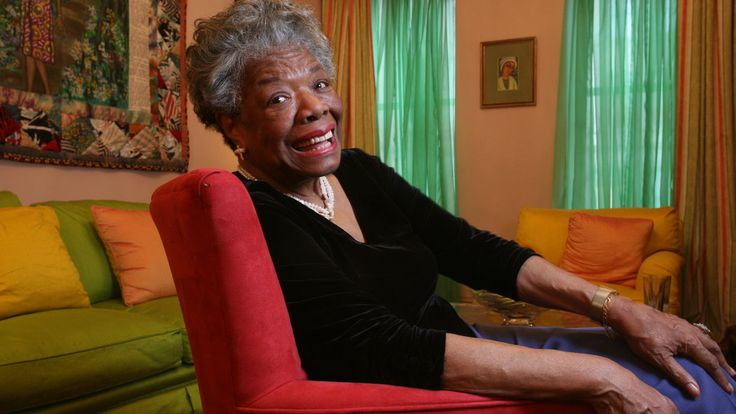 Maya Angelou (1928 - 2014), Lyrical Witness of the Jim Crow South, Dies at 86