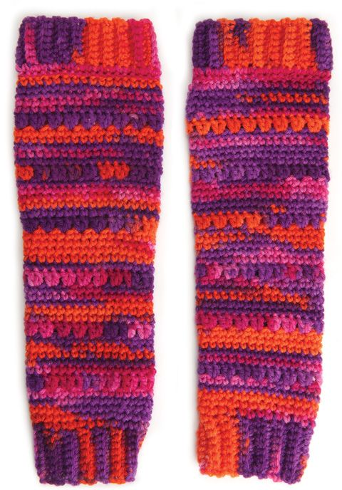 ... You Leg Warmers crochet today Legwarmer size chart here!! AWESOME