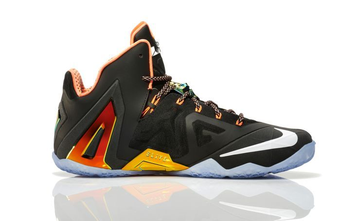 Authentic Nike Lebron 11 Gold For Sale All Size http://www.blackonshoes.com