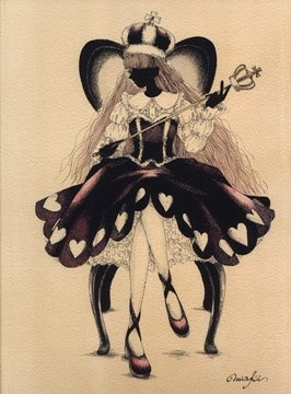Miaki Kari | Alice In Wonderland