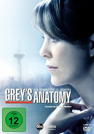 Grey's Anatomy [Staffel 11] <3