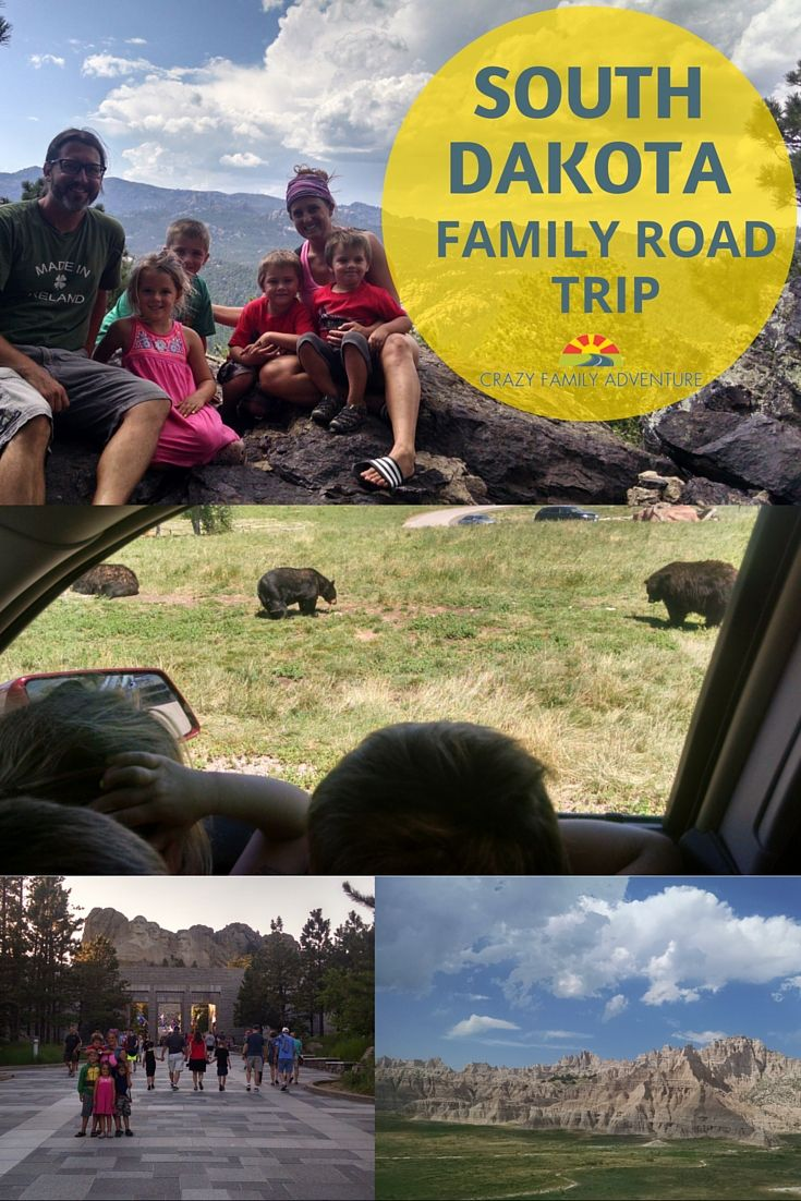 South Dakota makes for a great road trip! Check out these stops and be sure to pay attention to the signs on Needles Highway so you don't get stuck...like we almost did!