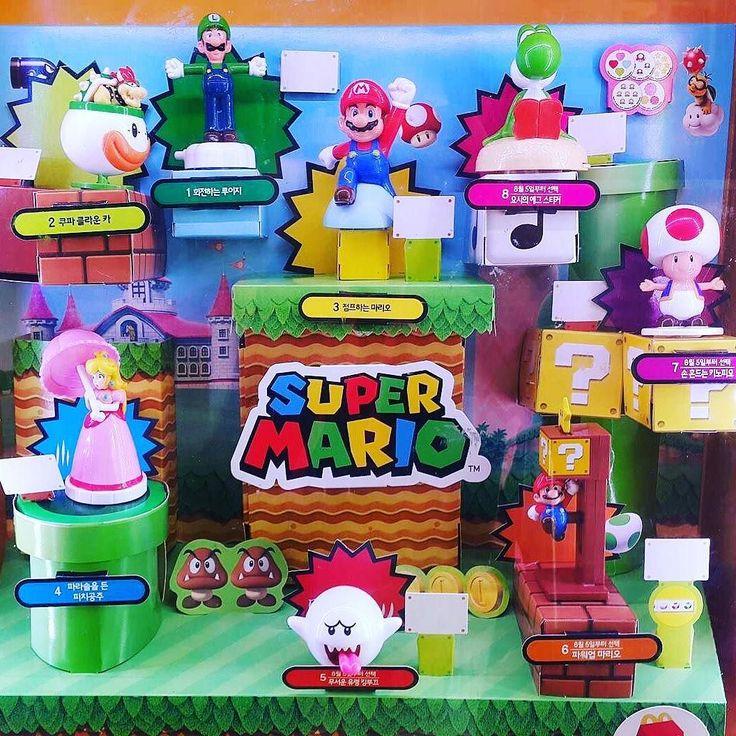 Mario mania with @starland67!  #nintendo3ds #nintendo #mario #mariobros #gameboy #3ds #n64 #peach #toad #yoshi #boo #luigi #supermario3dworld #supermario3dland #gamecube #ninstagram #gamer #gaming #geeky #geek #vibrant #fun #bright #colourful #8bit