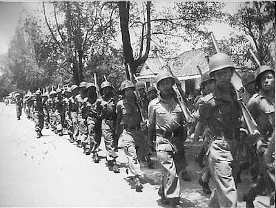 Kumpulan Foto Perang Kemerdekaan Indonesia   Pojok Militer