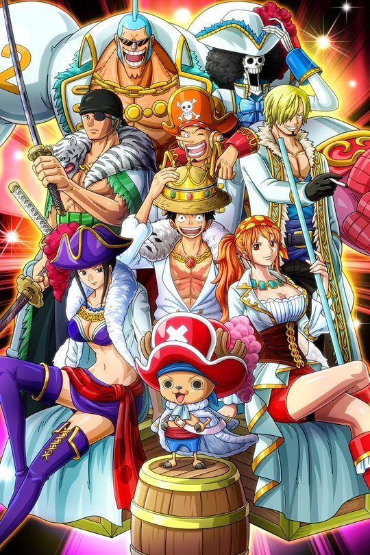 One Piece วันพีช ในปี 2020 ศิลปะอะนิเมะ, วันพีซ, ภาพ