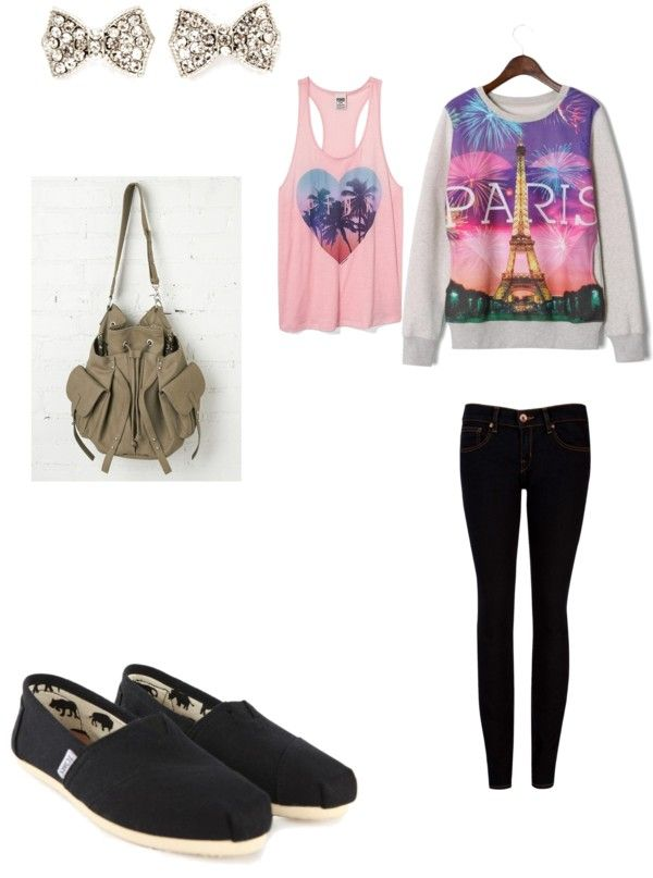 U0026quot;cute Outfit #2u0026quot; By Californiabpup Liked On Polyvore | Polyvore | Pinterest | Polyvore And Clothes