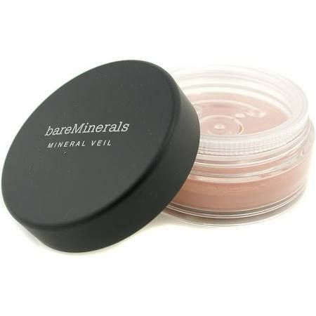 BareMinerals Mineral Veil - Tinted Mineral Veil  0.35 oz - BareMinerals Mineral Veil - Tinted Mineral Veil  0.35 oz What it is: A luminous 100% pure bareMinerals finishing powder for the face. $21.00 ModaLtdBeauty.com