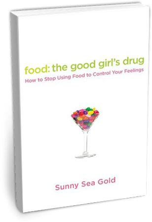 """A guide to ending compulsive emotional overeating and establishing a healthy relationship with food.  """"Sunny Sea Gold offers real advice to a new generation fighting an age-old war. With humor, compassion, and honesty, Food: The Good Girl's Drug is about experiences shared by many women-whether they've been struggling with compulsive overeating their whole lives, or have just admitted to themselves, that yes, it's more than just a bad habit."""""""