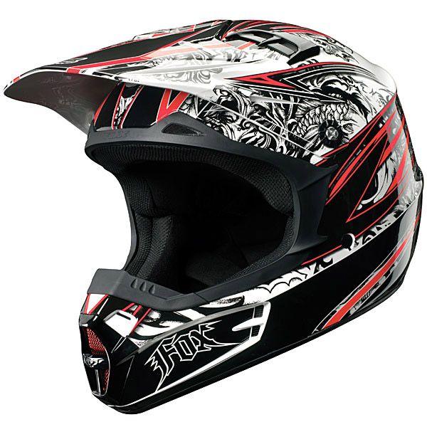dirt bike gear | RST Fox Dirt Bike Helmet - 250 €