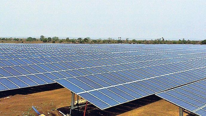 Air Pollution in India Cuts Solar Power Output Over 25% A study conducted by Indian and American researchers measured for the first time the effect of smog and dust deposition on the efficiency of solar cells in the world's third largest polluter, India – an unexpectedly huge 25 to 30 percent of power is ... #solarpower  #energy  #power  #solarenergy