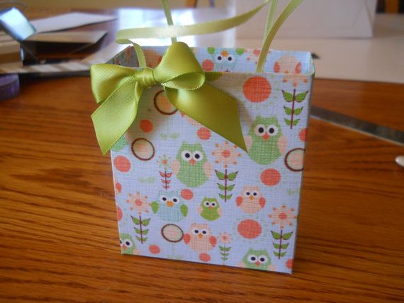 Owl baby shower party favors by steppnout on etsy 1 75