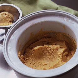 Pumpkin Ice Cream Recipe | SAVEUR