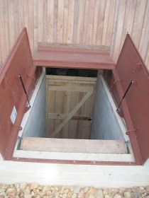 Home Shalom: Our Root Cellar- Can you dig it?