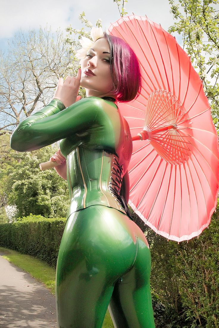 Latex girls pictures-7185