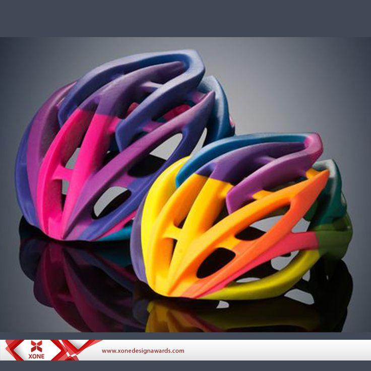 Kullanım kolaylığı sunan rengarenk tasarlanan bisiklet aksesuarları, 3D baskı tekniği kullanılarak hazırlanmıştır.