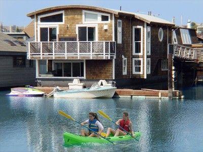 Sausalito Vacation Rental   VRBO 184236   3 BR San Francisco Bay Area House  Boat In