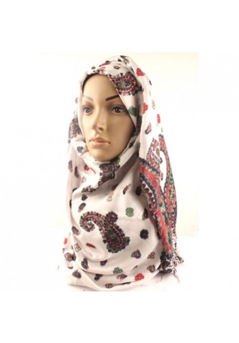 Add a beautiful modest touch to your attire by wearing our Islamicshop hijabs making you a lovely muslimah.These are perfect to wear in any season and can be easily draped in different styles.