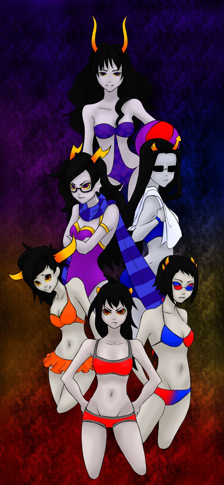 153 best Homestuck images on Pinterest | Aradia, Cosplay ...