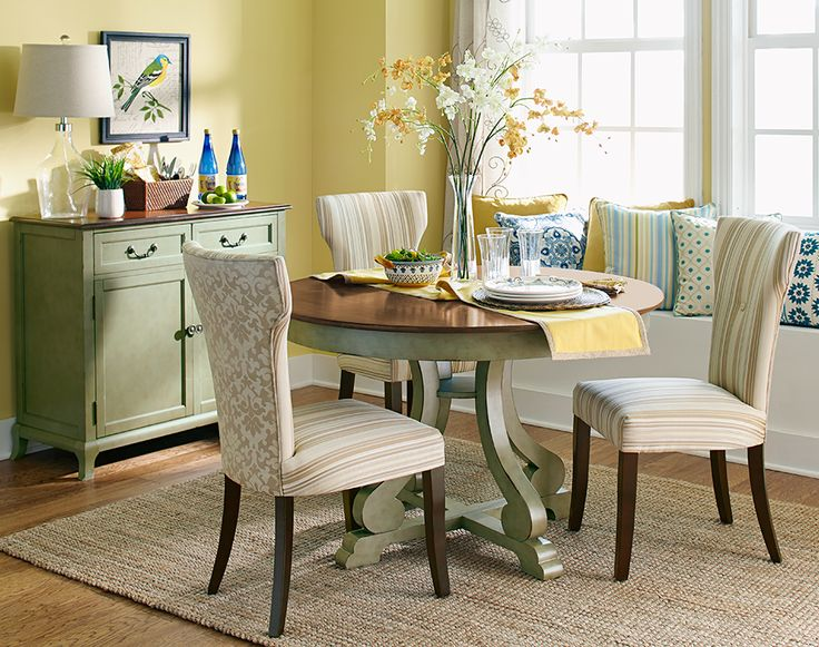 133 Best Dining Room Images On Pinterest Kitchen Tables