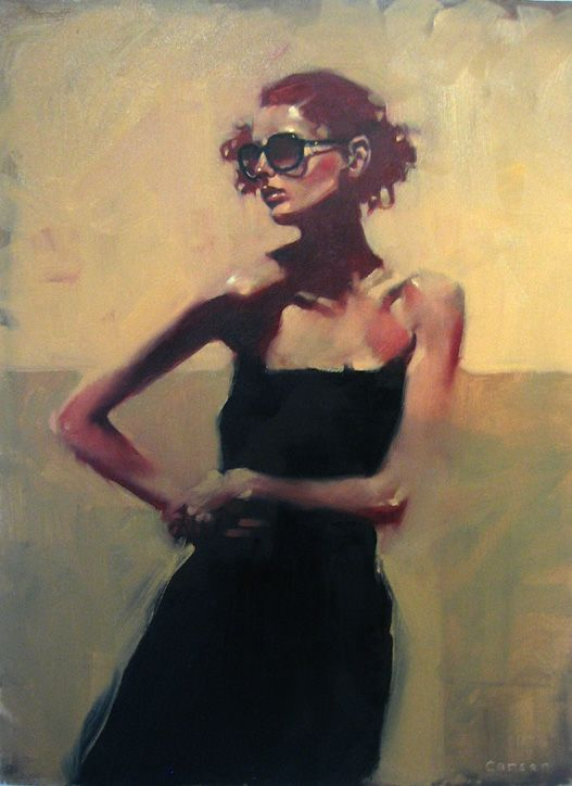 'Classy with Glasses' - Michael Carson