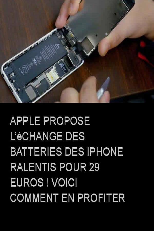 Comment Avoir Plus De Batterie Sur Iphone