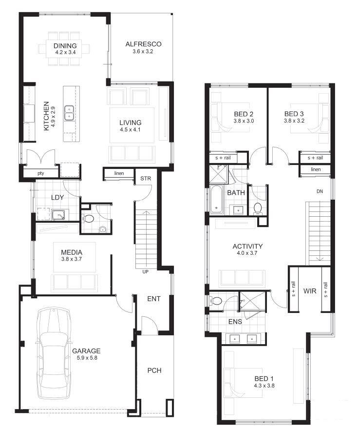 Two Story House Plans Canada Apartmentsdesign Bedroomdesign Falsecailingdesign Farmhousedesi House Plans 2 Storey Two Story House Plans Narrow House Plans
