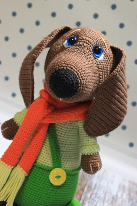 11 Amigurumi Dog Crochet Patterns – Cute Puppies - A More Crafty Life | 855x570