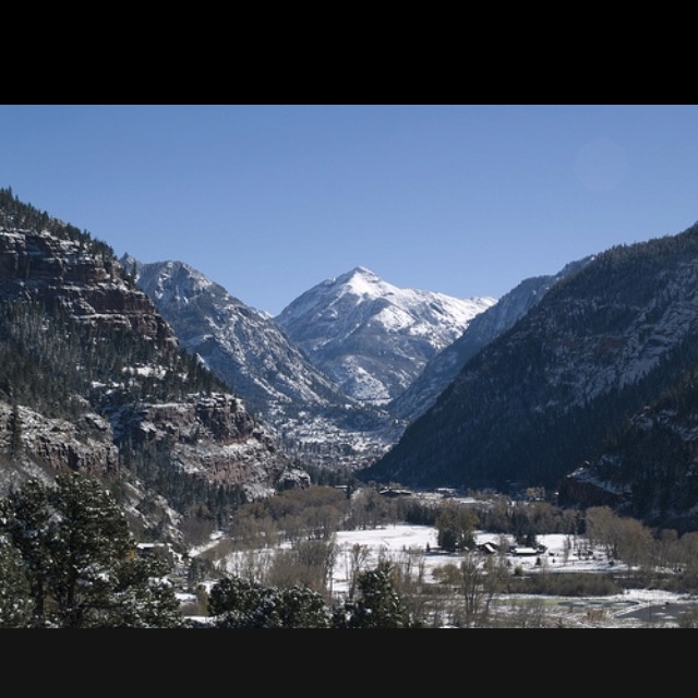 76 Best Images About Ouray Colorado On Pinterest
