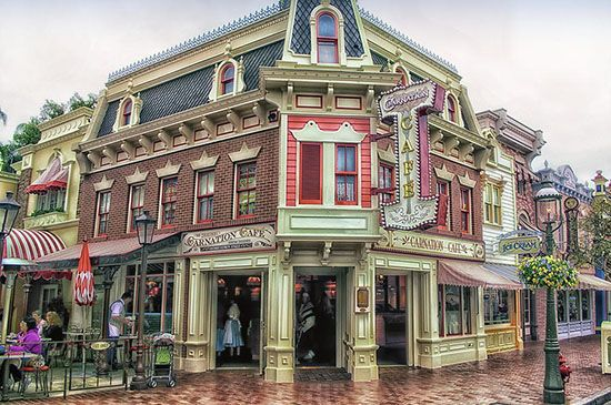 Main Street USA, Disneyland | Modern Masters Products