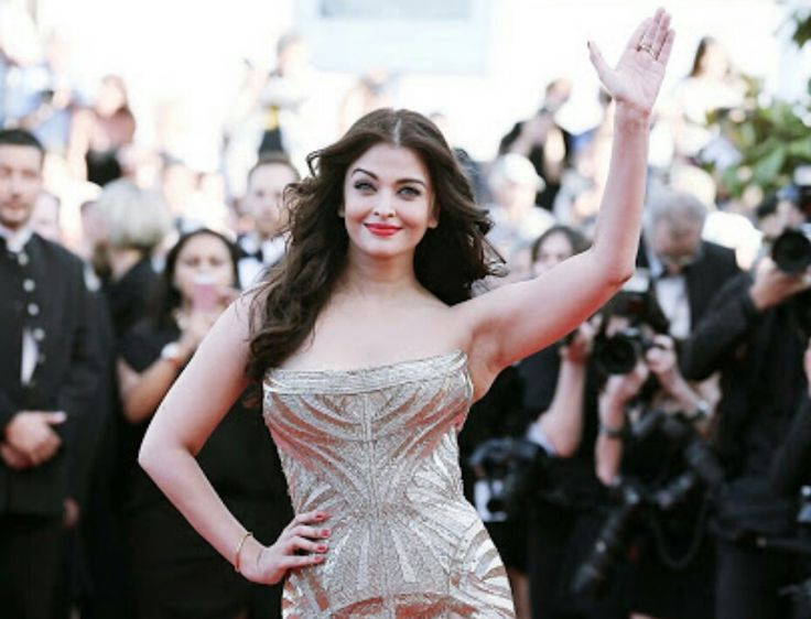 Aishwarya Rai at the premiere of the film Still Waters Run Deep in the Cannes