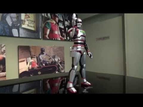 BandaiCast #2 Jaspion S H Figuarts - YouTube