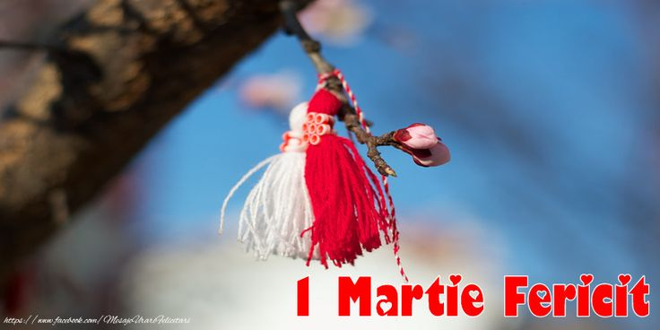 1 Martie Fericit