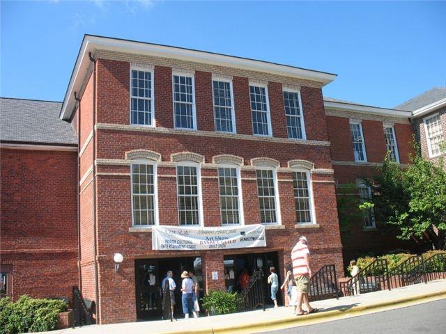 Nc District Charlotte Historic
