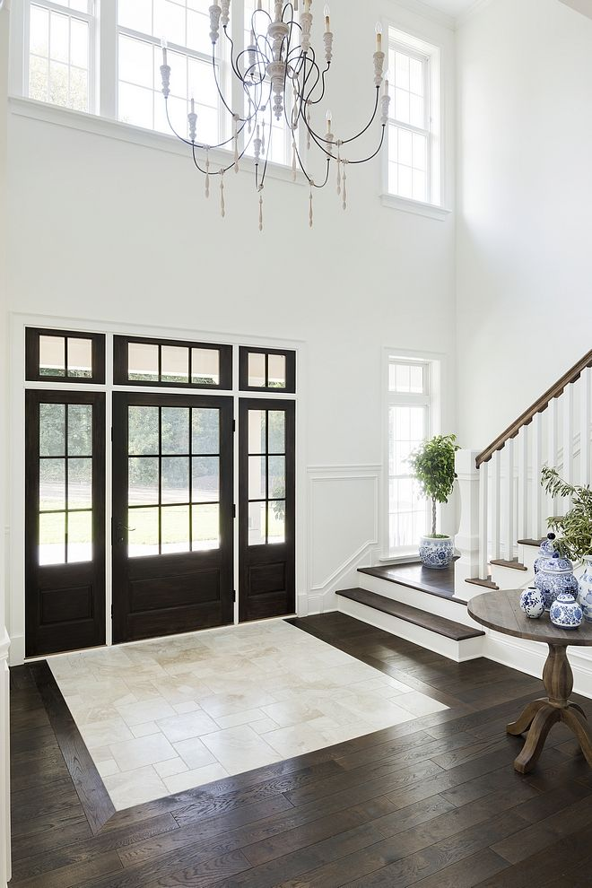 Foyer with tile rug Foyer with tile rug Foyer with tile rug Foyer with tile rug #Foyer #tilerug