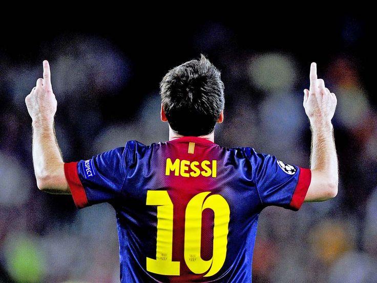 Messi es muy divertido ver. Barcelona es muy bueno.